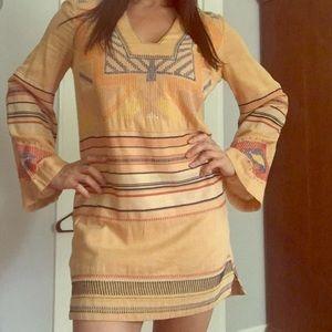 Free People Southwestern Style Dress